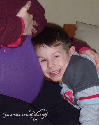 Io incinta di una bimba con sindrome di Down