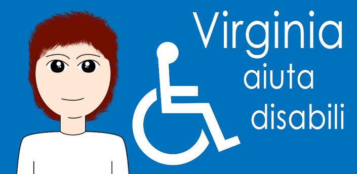 guardaconilcuore_virginia_aiuta_disabili