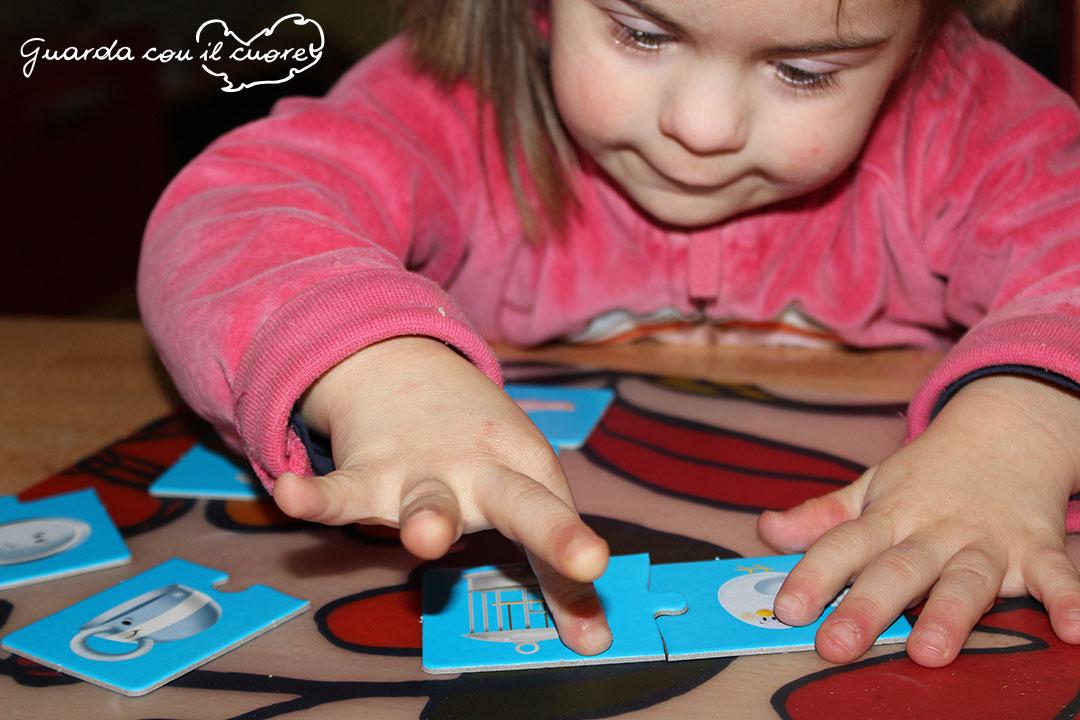Tavoli Da Gioco Per Bambini : Il gioco da tavolo combi sindrome di down guarda con il cuore