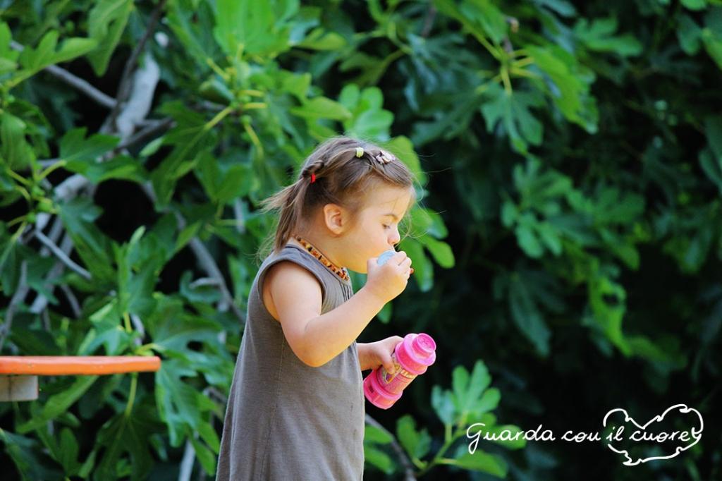 Emma la mia fantastica bambina con sindrome di down
