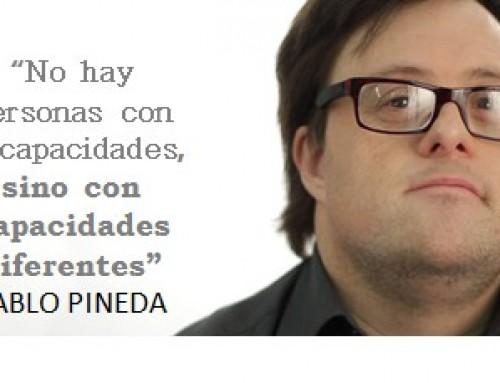 L'autoironia di Pablo Pineda
