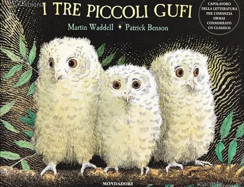 Tre piccoli gufi – libri speciali per bambini