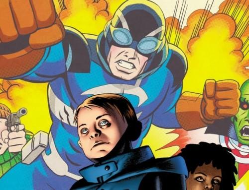 Il supereroe dei fumetti con la sindrome di Down