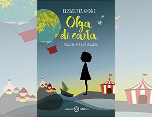 Olga di carta – libri speciali per bambini