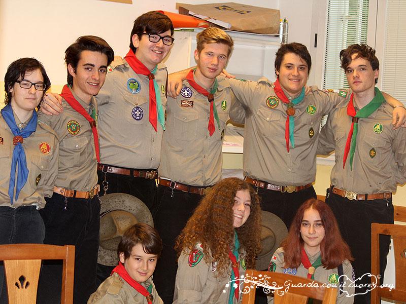 scout per guardaconilcuore
