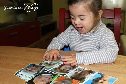 esercizi logici per bambini con sindrome di down