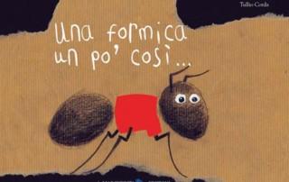 Una formica un po' così - libri speciali