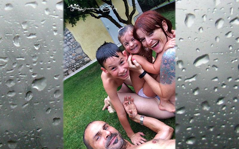 ballare sotto la pioggia