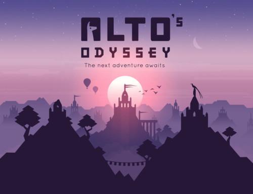 Alto's Odyssey – app