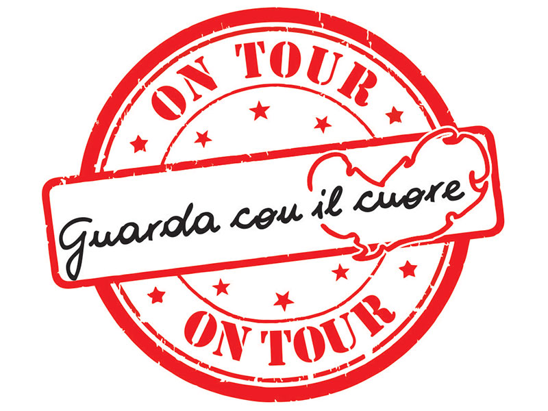 Guardaconilcuore on tour