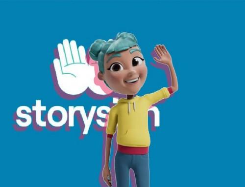 Huawei StorySign: un'app per insegnare la lingua dei segni ai bambini