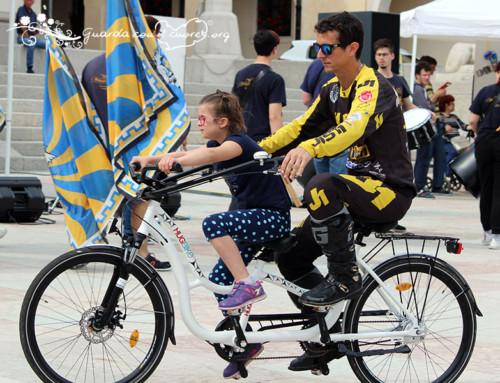 Hugbike – la bicicletta degli abbracci