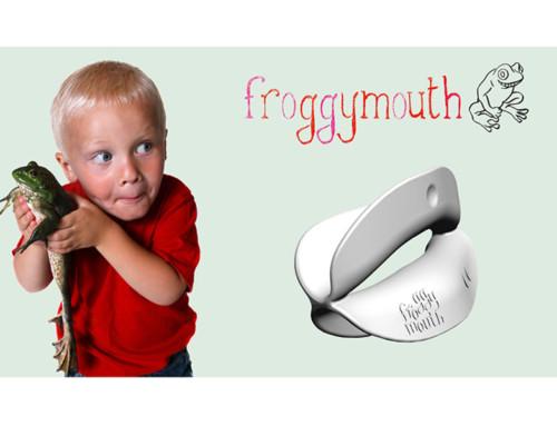 Froggy mouth – apparecchio di riabilitazione funzionale della lingua