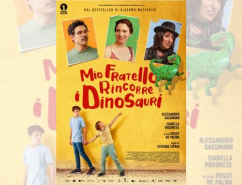 Mio fratello rincorre i dinosauri – film