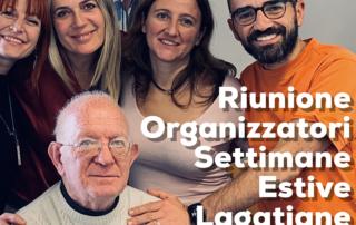 riunione organizzatori settimane estive sindrome di down