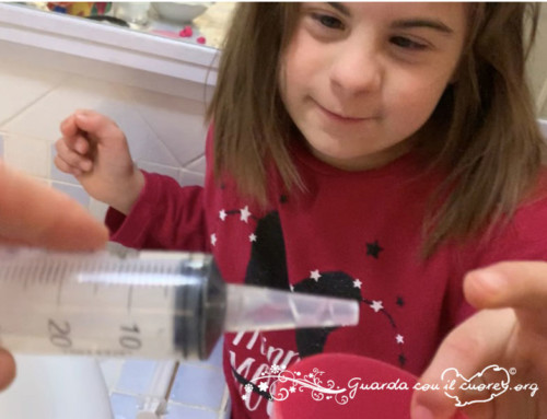 I lavaggi nasali dei 9 anni