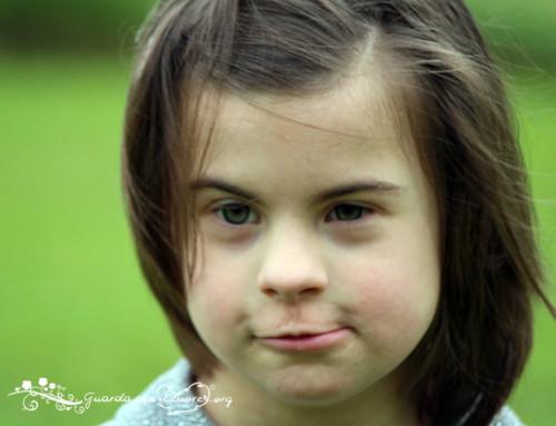 Lo smarrimento che il coronavirus comporta nei bambini con disabilità