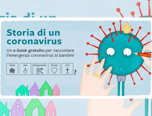Storia di un coronavirus, e-book gratuito in CAA